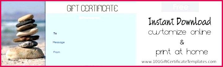 massage t certificate template a customize print custom maker c spa certificates