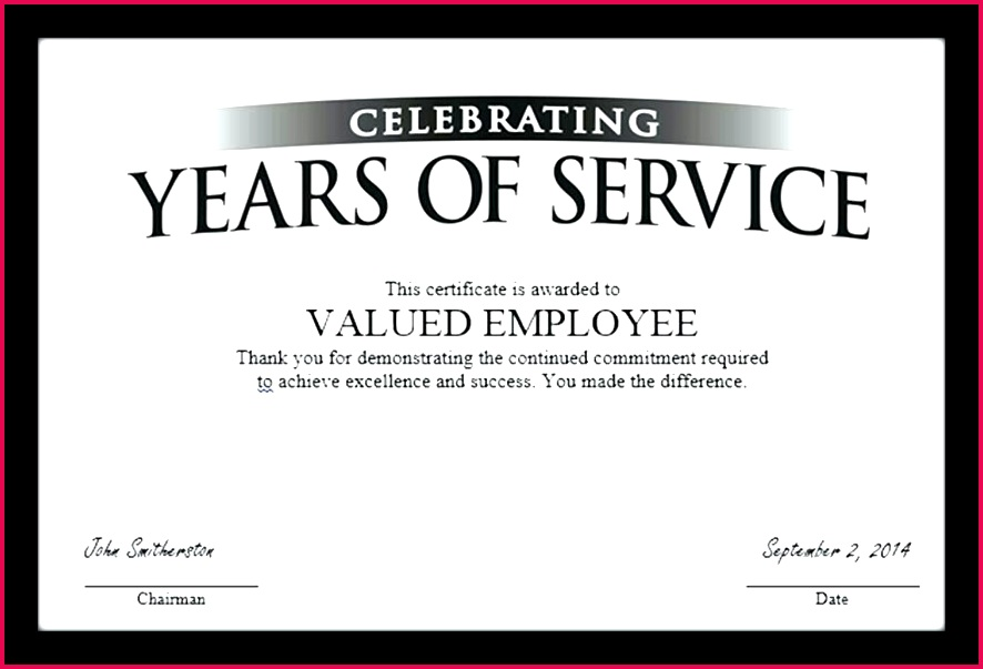 service award certificate templates business recognition of template employee free photoshop flyer aw