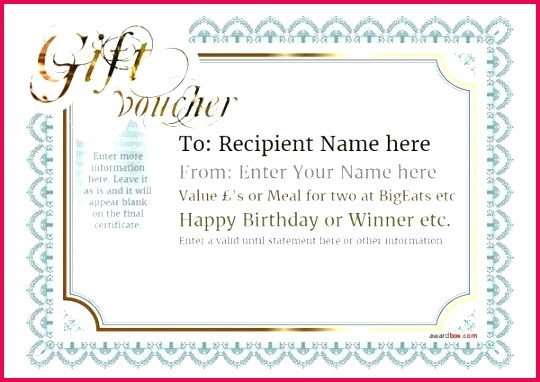 happy birthday voucher template online voucher template military co free online certificate templates for word