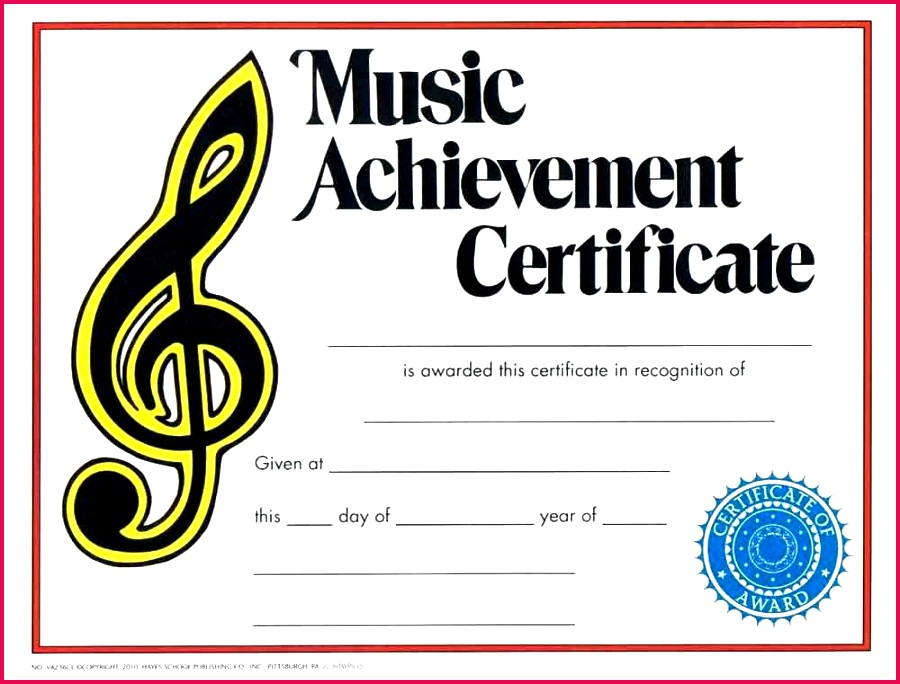 music awards certificates templates world award certificate template word