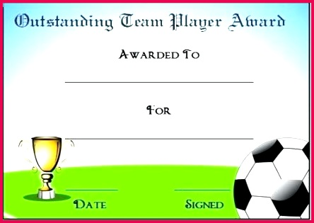 admirably pics of soccer award certificate template awards mvp customize online
