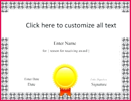 award certificate template free online certificates synonyms language