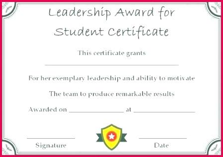 student leadership certificate best student leadership student certificate template student certificate template free student leadership certificate best student leadership template sumo