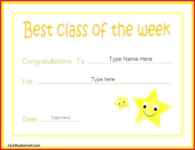 student of the week certificate template student of the week certificate template free student certificate template pdf