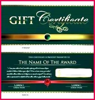 pedicure t certificate template printable manicure spa free