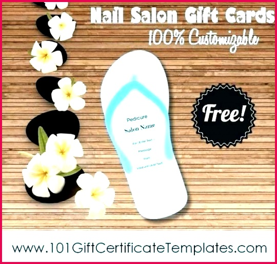 nail polish printable t certificate template card salon digital certificates free for resume references templates c pdf
