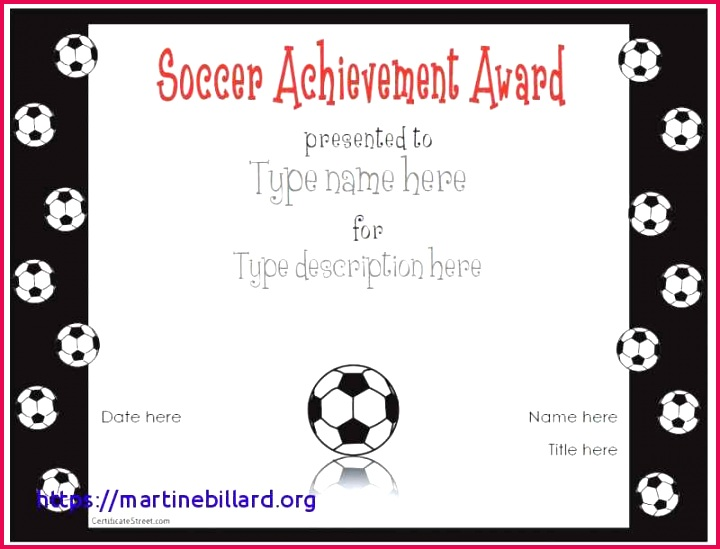 certificate sample templates free or soccer award certificate template new turabian template 0d of certificate sample templates free