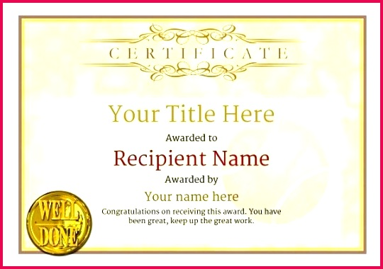 certificate template tennis classic image free t templates add printable badges medals