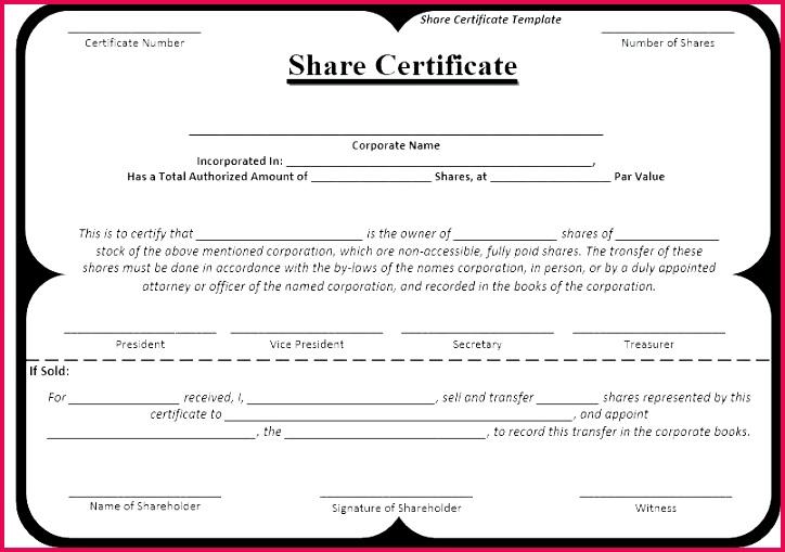 free sample stock shares certificate templates printable samples australian pany share template shareholder