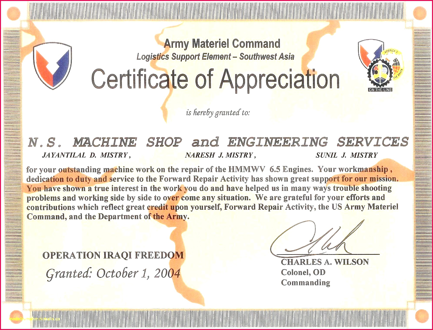 certificate of appreciation templates free