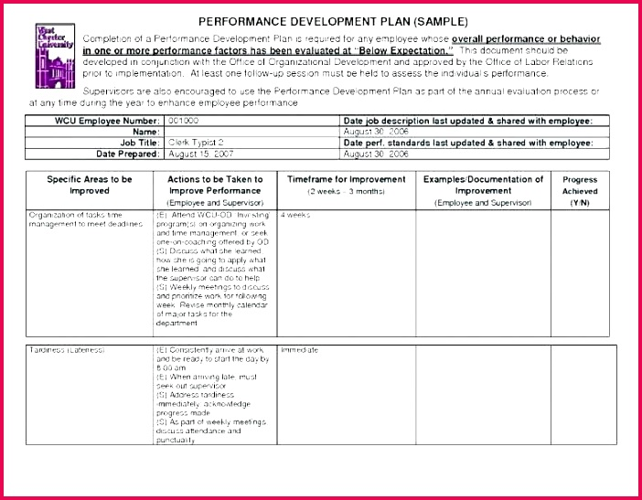 career development plan template word professional certificate for teachers