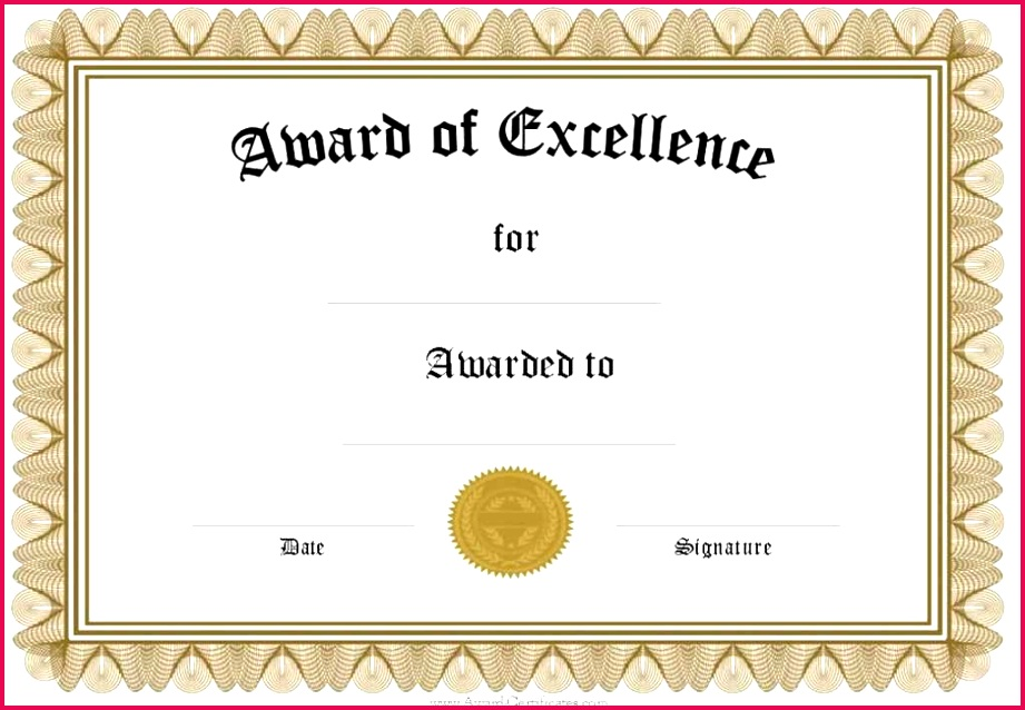 free award certificate examples and templates for certificates professional award certificate template of free award certificate examples