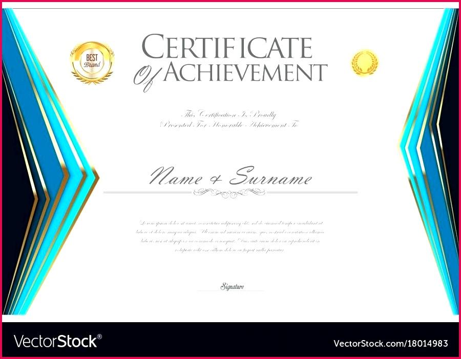 certificate design template pdf