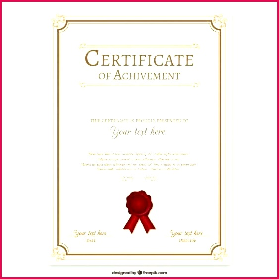 fresh certificate design templates free do template psd