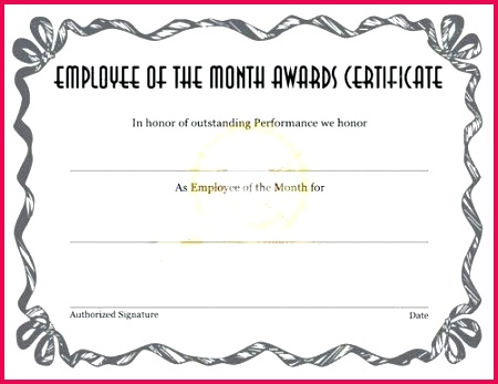 employee recognition certificate template awards 9 free word appreciation certificates use award awar