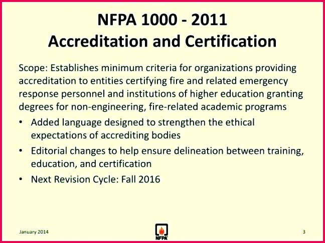 fire certificate template awesome national protection alarm of pletion training free