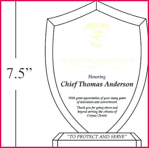years ministry service appreciation wording 3 plaque of message donation suggestions 4 sample for pastor trophy template
