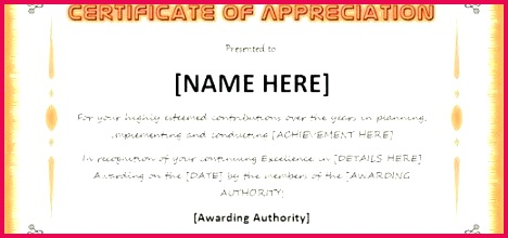 teacher appreciation cate template cates of t printable for teachers certificate word