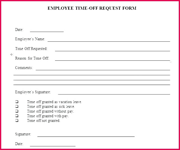 Sample Certificate Vacation Leave and Request for Medical Records form Template Best Free Sick Leave