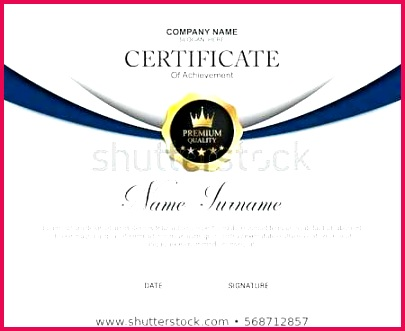 vector certificate template stock royalty free google docs share pdf south africa