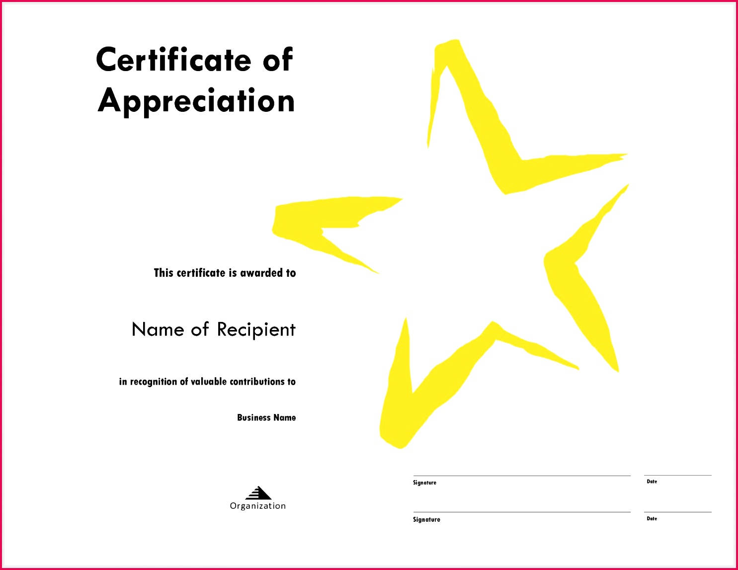 Star Award Template Award Certificate Template Latex Fresh Template Best Student Certificate Template Award Templates Free