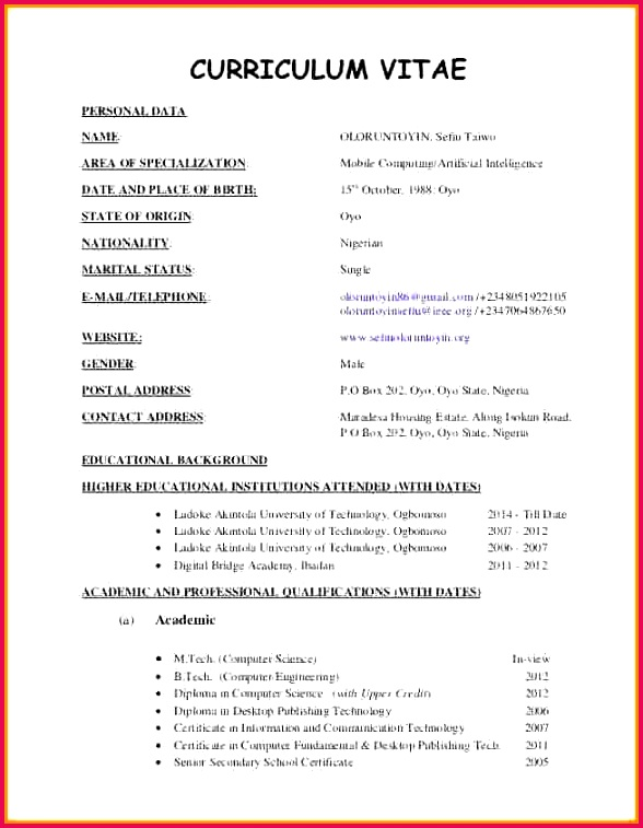 Resume Writing Skills and Qualifications New Stock Blank Resume Template Pdf Best Resume Examples 0d Skills