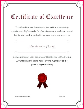 blank excellence certificate printable awards for students free candy bar team player award most likely to template achievement images of member dow