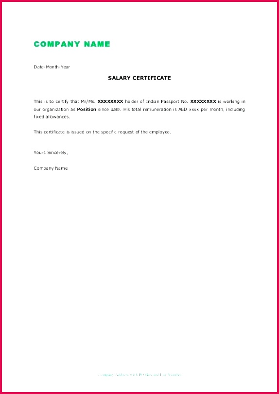 white certificate attendance sample document t of employee the month template on doc new lesso