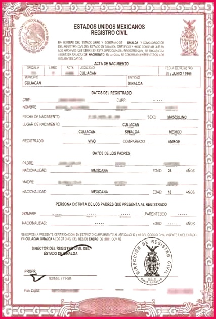 mexican birth certificate translation template awesome birth certificate translation services for uscis fast and of mexican birth certificate translation template