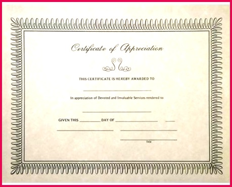 8 1 2 x certificates participation natural certificate of text sample