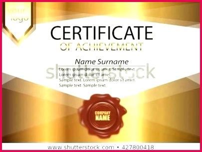 certificate seal template free templates for powerpoint history golden or diploma with wax reward winning the petition award