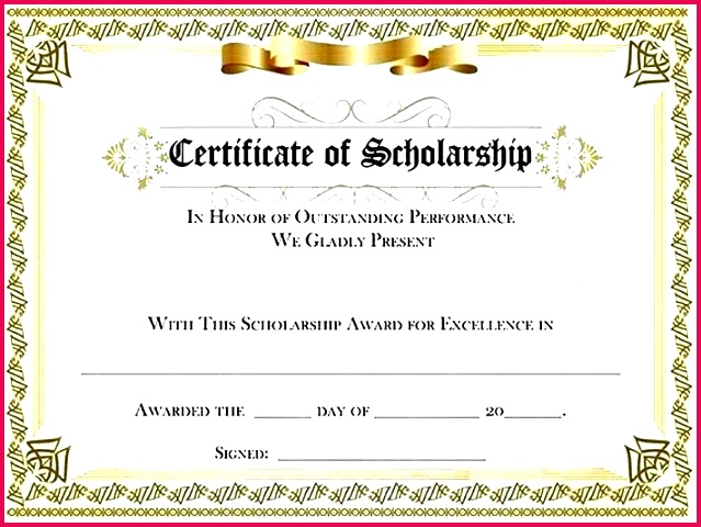 memorial scholarship certificate template awards templates for word 2007 instagram questions