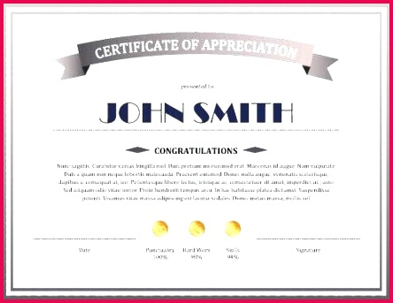 8 free printable certificates of appreciation templates employee award template sample certificate recognition