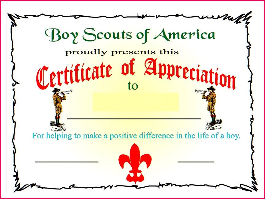 Certificate of Appreciation 960—720 pixels