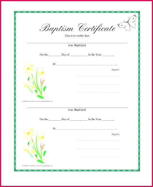 fillable baptism certificate under fontanacountryinn