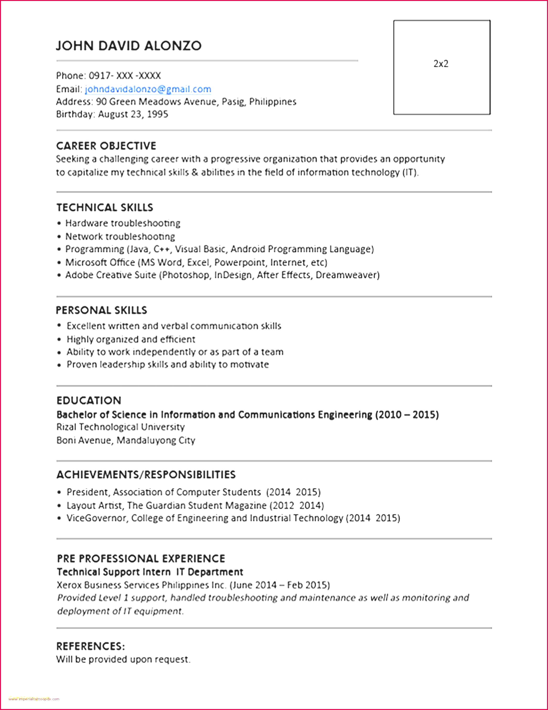 free cv layout template word new templates 0d wallpapers 52 best resumes example