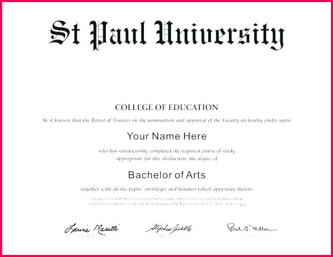 international university diploma template word bachelor degree certificates samples novelty college certificate templates