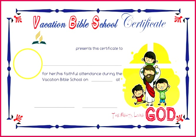 6 best of printable vbs certificates vacation bible school certificates printables vbs certificate printable of vbs certificate printable