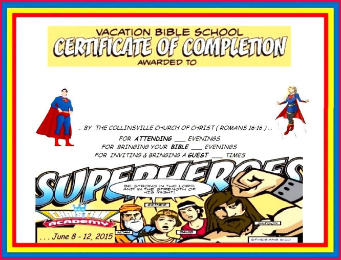 vbs certificate superhero red capes vbs certificate printable of vbs certificate printable