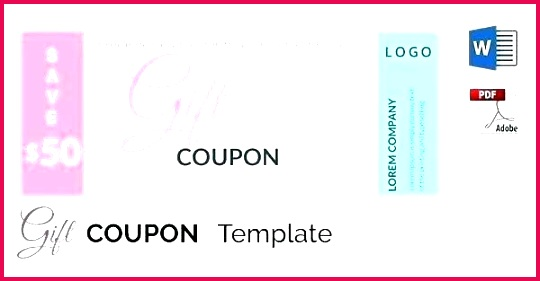 voucher templates free printable birthday t certificate template personalized coupon book corner border t create online maker monster make your own ca
