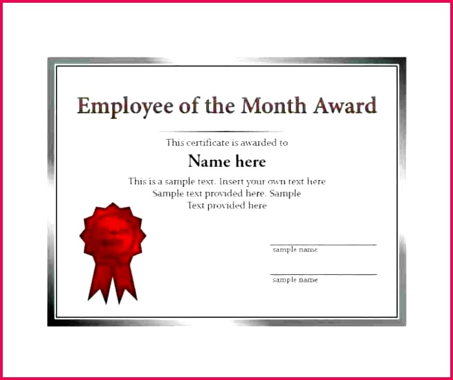 employee recognition certificates free simple certificate template printable for appreciation image medium 2 3 certifi