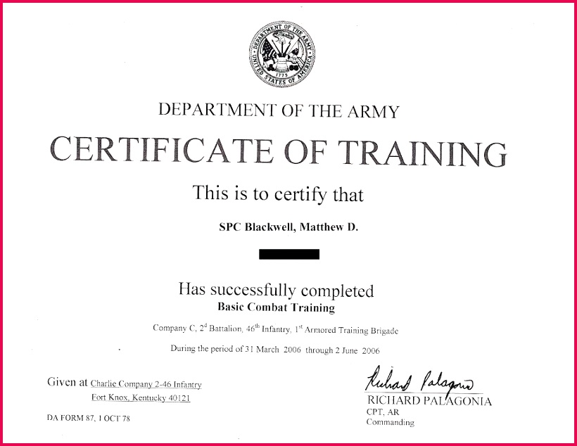 department of the army certificate of training template army certificate of training template army certificate of army certificate of training template ppt army certificate of training template
