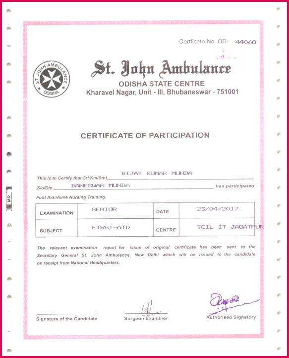 first aid certificate template word and blank certificate templates free unique free microsoft word of first aid certificate template word