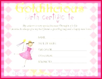 baby doll birth certificate template elegant sweet real party part ii of reborn free uniq
