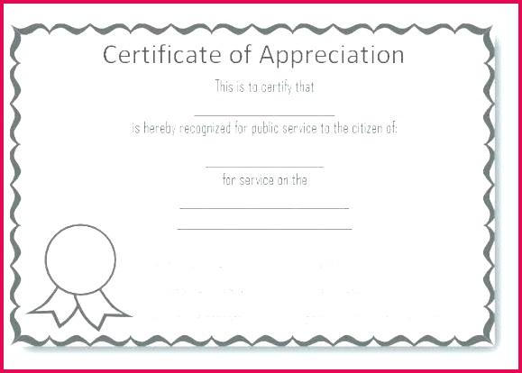 Fantasy Football Award Certificate Template Free Printable Sports Employee Service Award Certificate Template