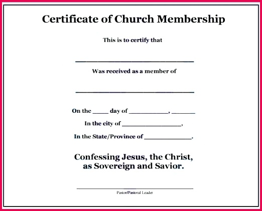 example of church membership certificate what is certificate template membership certificate template