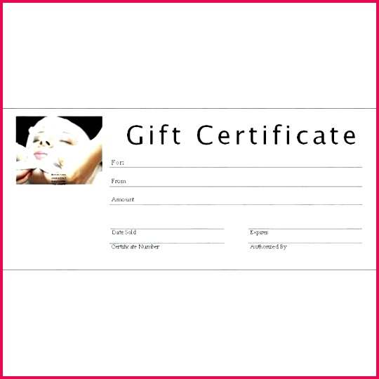 facial t certificate template free 6 printable templates for ms publisher certificates spa coupon