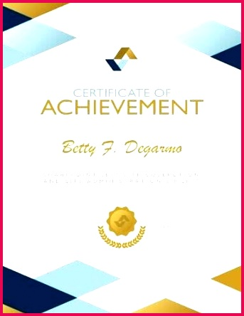 achievement award template printable certificates merit honor presidents club