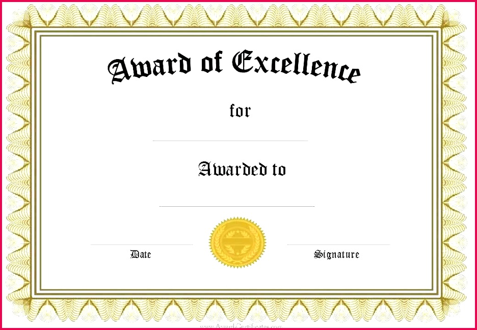 silly award funny awards certificates templates mock certificate template free t hilarious for students