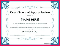 149fb6fae6c98f545e20b62ba2662dff certificate of appreciation office games